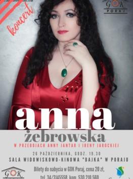 KONCERT ANNY ŻEBROWSKIEJ
