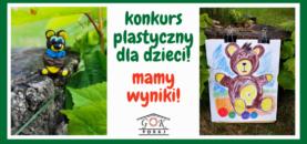 Konkurs plastyczny dla dzieci – MAMY WYNIKI!